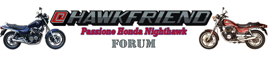 Passione Honda Nighthawk